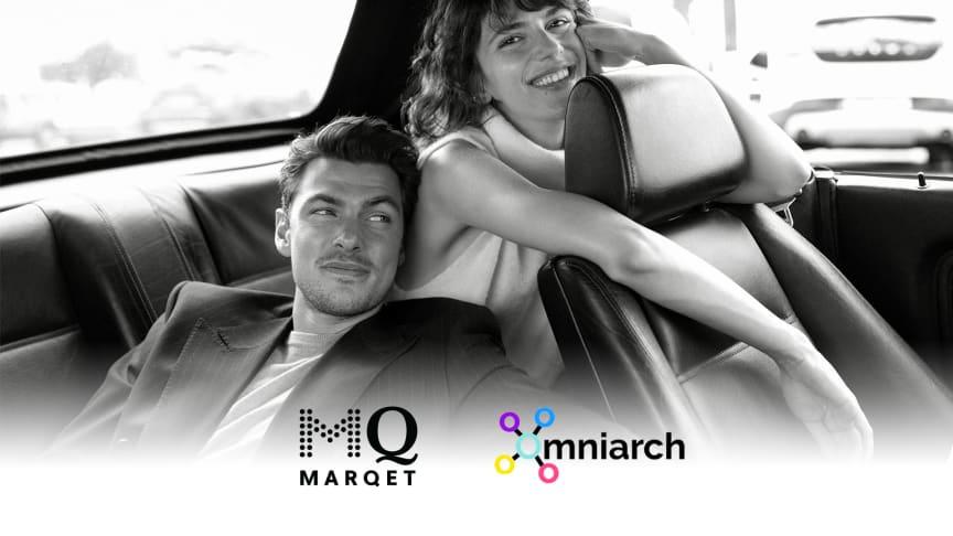 MQ MARQET förstärker sin digitala affär och e-handel i samarbete med Omniarch