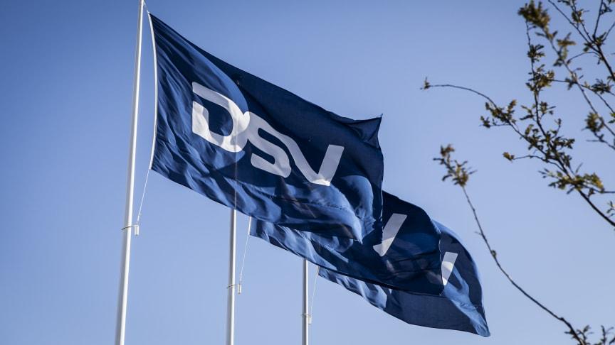 DSV Panalpina vinder C25 Regnskabsprisen 2021
