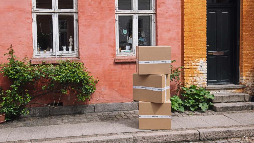 Hedvig inleder sin europeiska expansion i Danmark