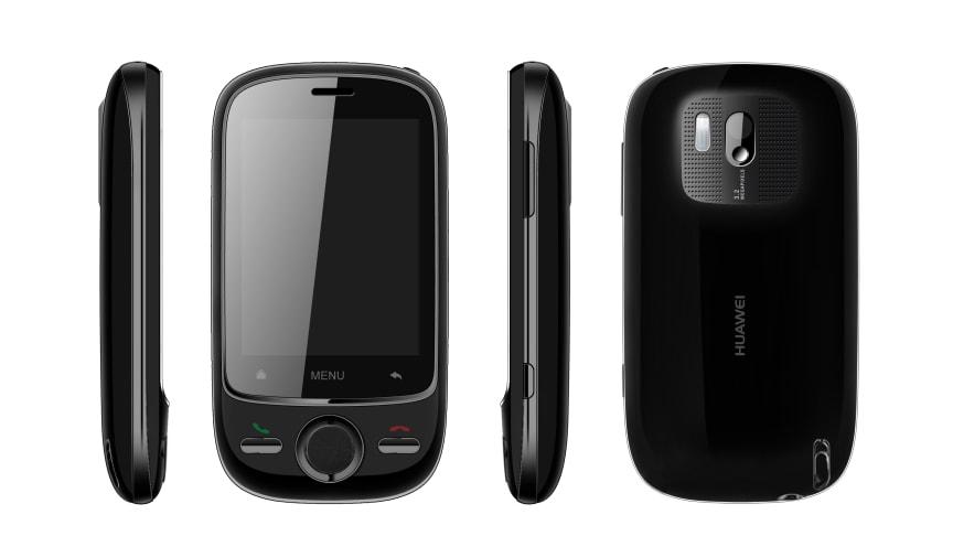 Huaweis nya Androidmobil bara hos Telenor