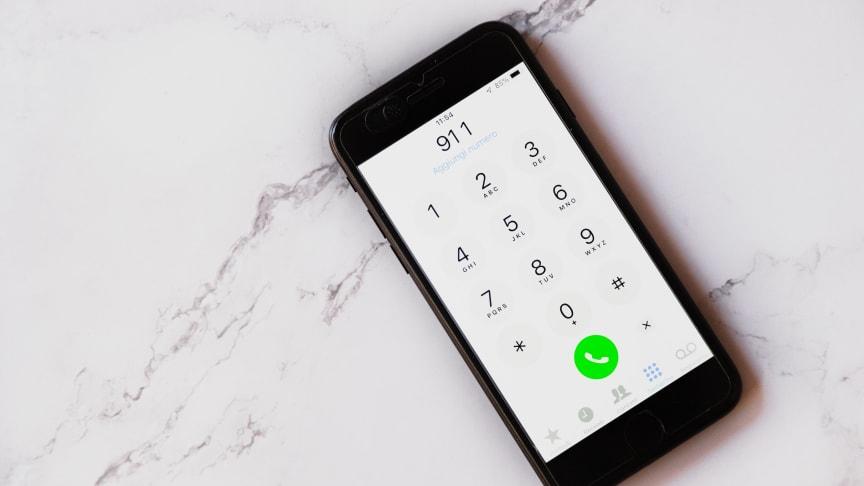 Kompetanse til å vite når og hvem du skal ringe er livsviktig.