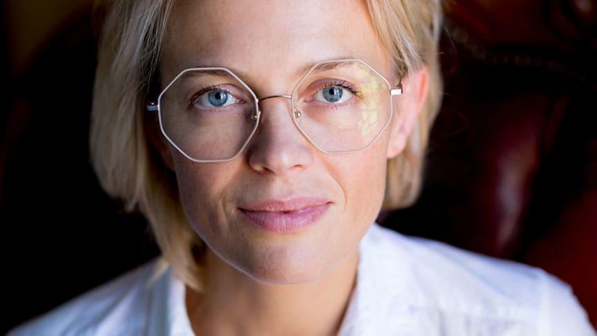 Josephine Bornebusch premiereklar på Viaplay