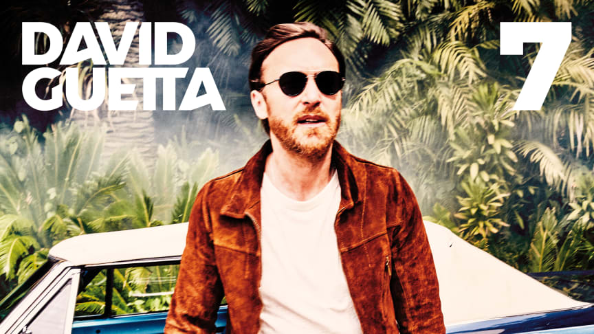 David Guetta - 7 album artwork