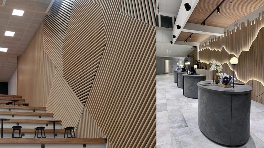 Nordens närmaste mötesplats Scandinavian XPO och Quality Hotel Arlanda XPO slår upp dörrarna i Arlandastad.