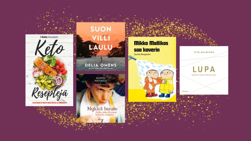 Nextory E-book Awards 2021:  Sita Salminen vei voiton parhaasta aikuisten kirjasta