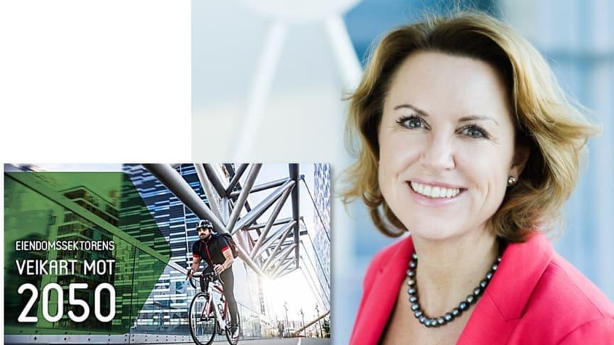 - For oss som forening er det naturlig å støtte opp om målsetningene i veikartet, sier Liv Kari Skudal Hansteen, administrerende direktør.