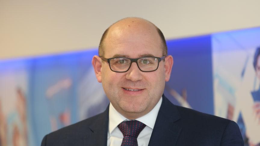 James Burge, fraud manager, Allianz Insurance