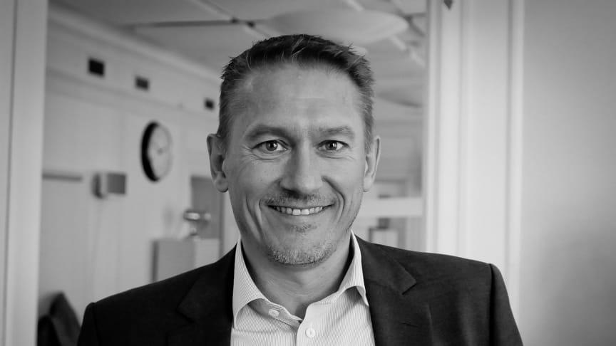 Alex Liebert, styrelseordförande, SVID, Stiftelsen Svensk Industridesign