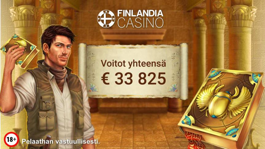 Suomalaisten suosikkipelistä se lähti – viikonlopun jälkeen pelitilin saldo näytti lähes 140 000 €