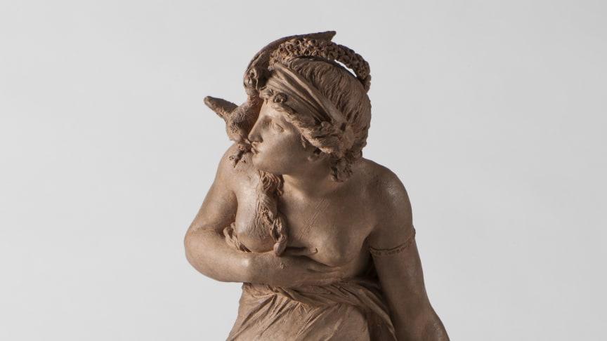 New acquisition: Terracotta sculpture by Jean-Baptiste Stouf