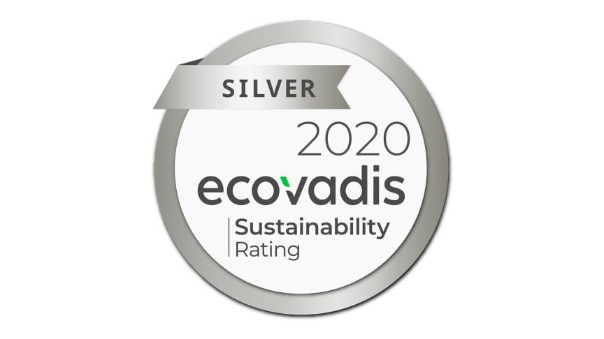 GLS Group har endnu en gang opnået EcoVadis sølvstatus
