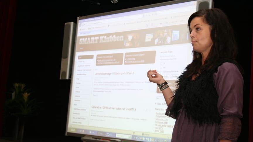 Tinas interaktiva sagospel den populäraste lektionen