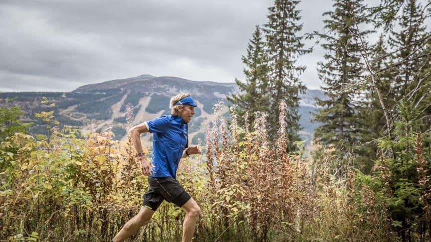 Jeg lover fine stier, god merking og et fantastisk fjellterreng, sier Sondre Amdahl fra Trysil som er en av Norges beste ultraløpere.