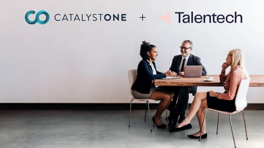 Ny integrasjon fra CatalystOne og Talentech gir enda bedre håndtering av HR-data fra søknad til oppsigelse