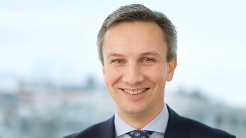 Esben Tuman ny kommunikasjonsdirektør i Norwegian