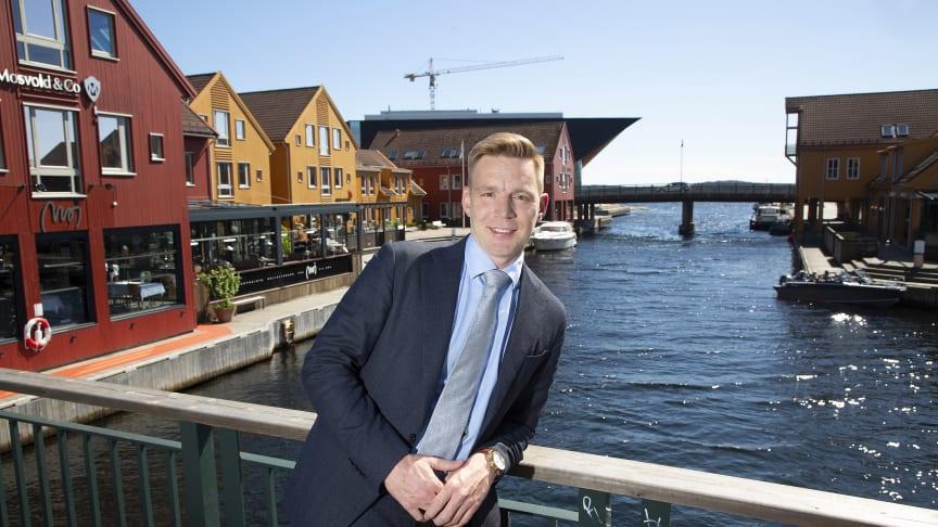 Runar Leite overtar som administrerende direktør for Azets Insight