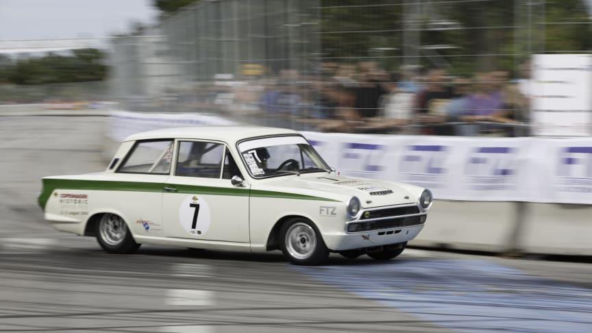 Oplev Ford til Copenhagen Historic Grand Prix den 4.-5. august
