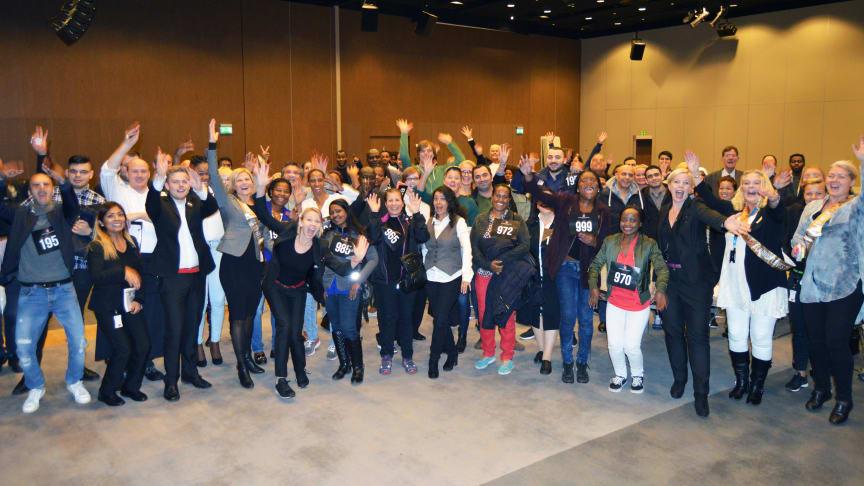 Audition på Clarion Hotel Arlanda Airport