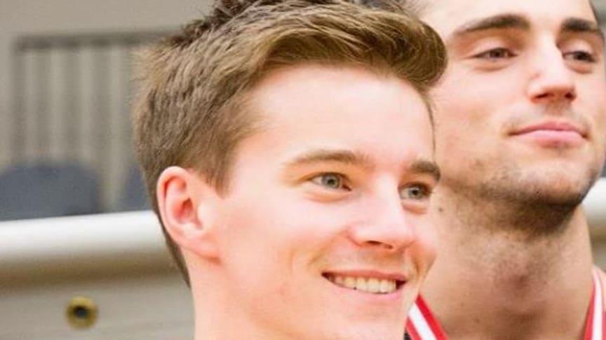 Jacke Melin – gymnasten med häftigare volter än i slopestyle