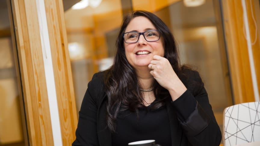 Erica Markusson, affärsrådgivare inom finansiering på BizMaker är nöjd över utfallet av Vinnovas utlysning.
