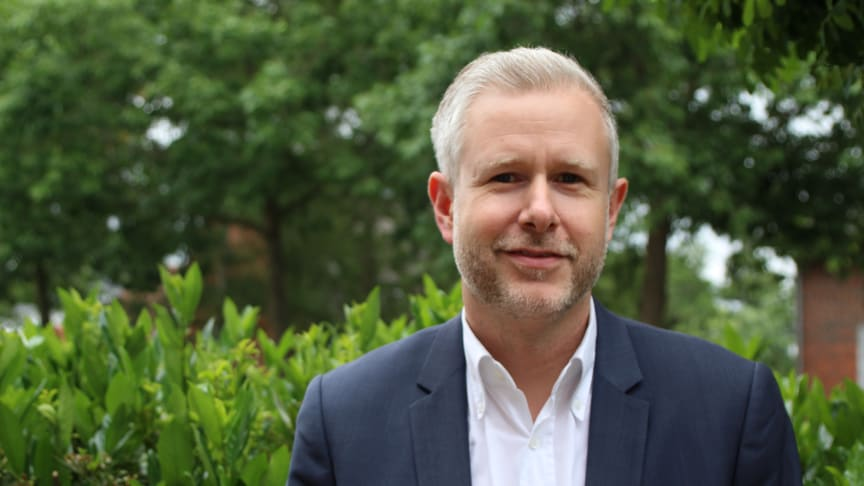 Neuer CCO: Dirk Schilmöller verantwortet bei Kebony die internationale Expansion