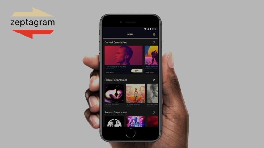 Zeptagram app