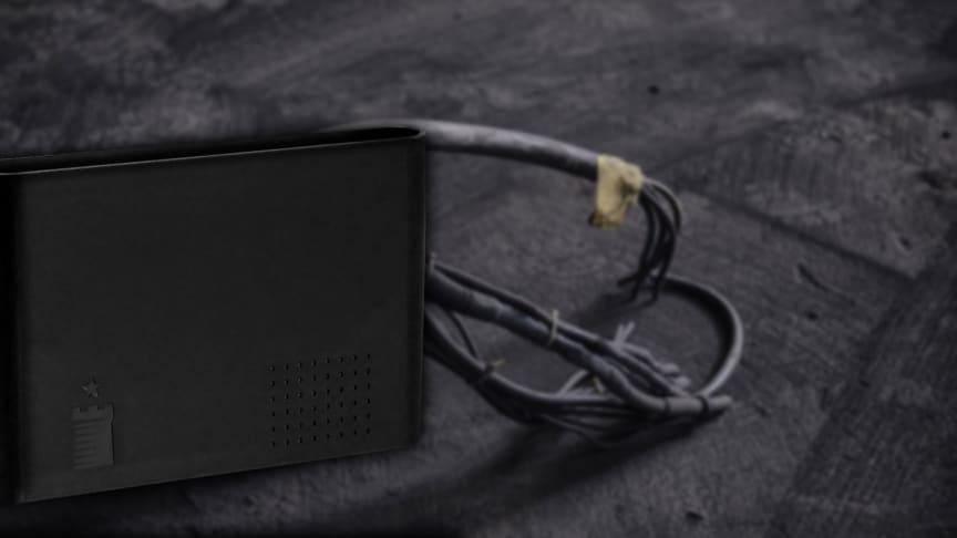 Kompakt övervakning för M2M och IoT