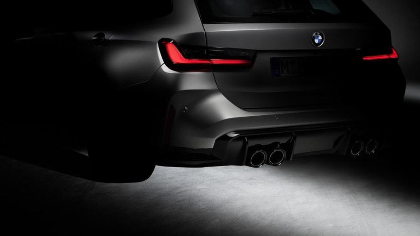 En ny dimensjon kjøreglede i vente: BMW M3 Touring har fått grønt lys
