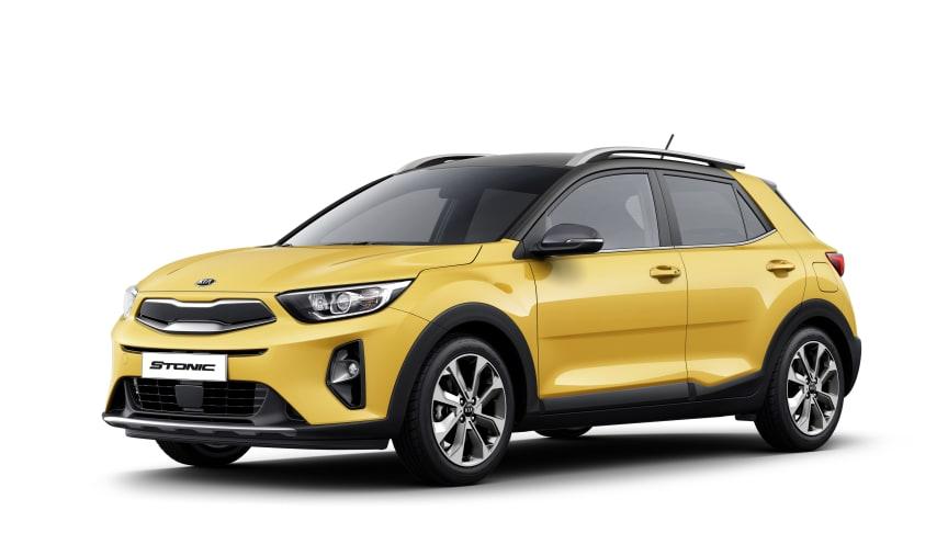 Prisen på KIAs nye SUV-inspirerede Stonic starter ved kr. 179.999,-