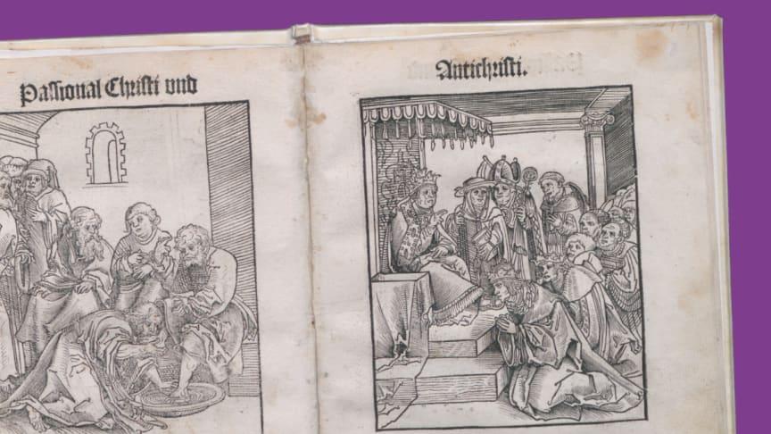 Luthers framgångsrika grepp: Bibelns budskap i skarp kontrast mot Katolska kyrkans seder och bruk.