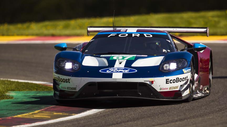Ford Chip Ganassi fortsätter jaga pallplaceringar med Ford GT i FIA World Endurance Championship.