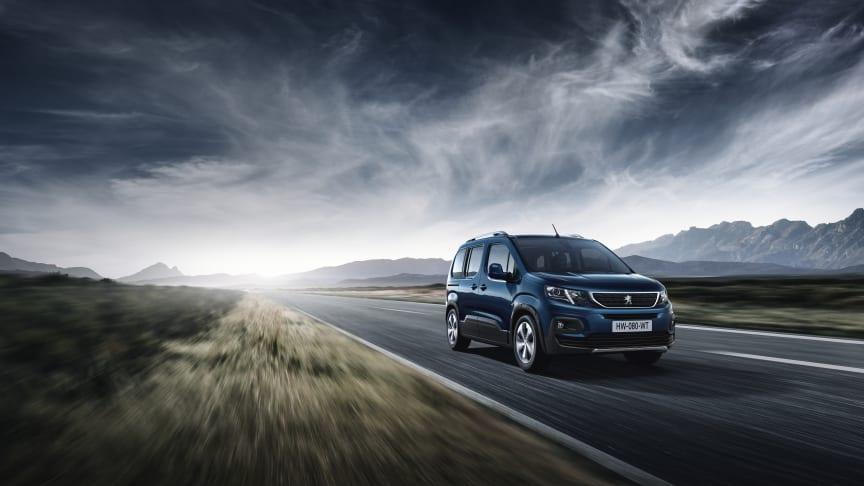 Peugeot Rifter - skapad för vardagens äventyr.