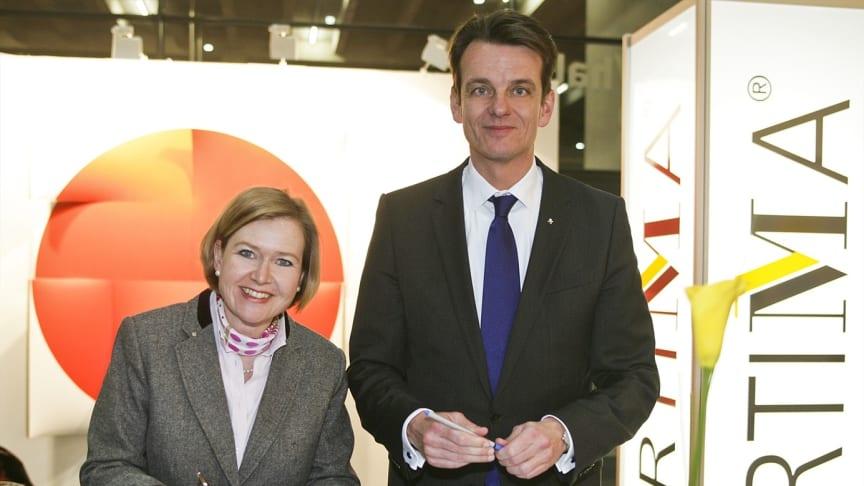 Kooperationsverlängerung: art KARLSRUHE und Mannheimer Versicherungen gehen weiterhin gemeinsame Wege