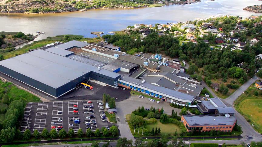 Jøtuls støperi og administrasjon - Kråkerøy, Fredrikstad