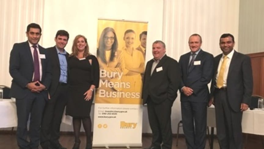 Bury Means Business – backed by Mayor Andy Burnham