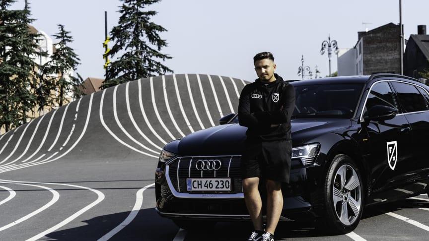 Esport: Audi og Astralis Group i nyt samarbejde om FIFA-hold