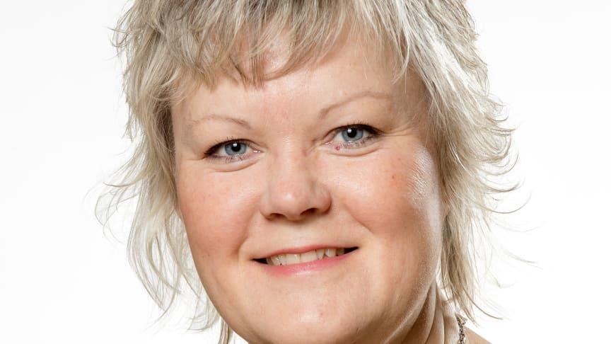 Nina Höijer (S), regionråd Region Örebro län och regionens representant i Mälardalsrådets infrastruktursamarbete. Foto: Pressbild.