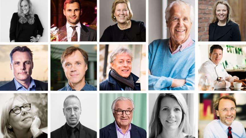 Founders Alliance presenterar Juryledamöterna Founders Awards 2020