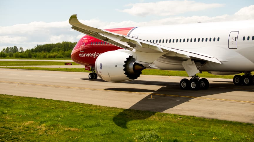 Norwegian reports record high passenger figures and high load factors in July