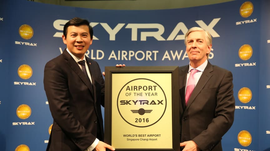 The World's Best Airports 2016