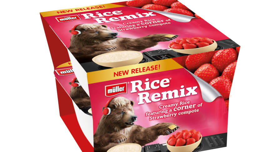 Müller Gets Ready to Remix Rice!