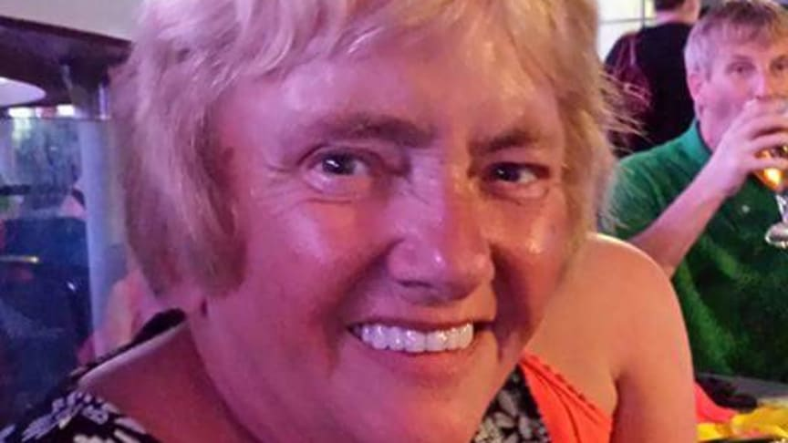 Hartlepool stroke survivor adds her voice to Lost for Words campaign
