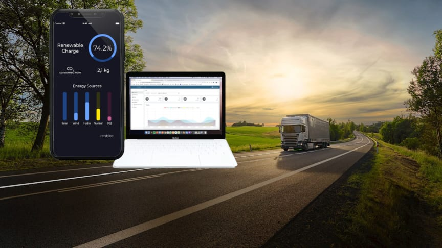 renbloc is helping develop the worlds first electric road.