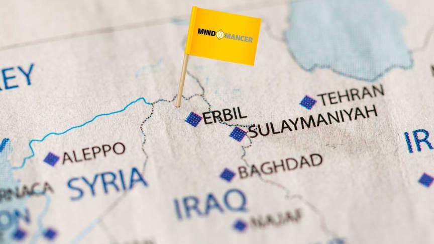 Mindmancer får stöd upp till kvarts miljon för att undersöka marknaden i norra Irak.