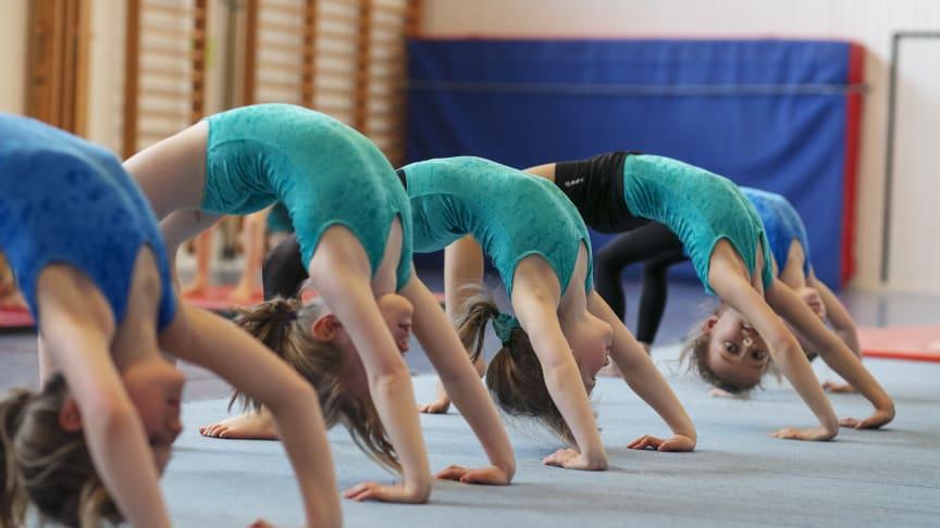 Förlängt och förbättrat försäkringsavtal skapar ökad säkerhet och trygghet för Svensk Gymnastik