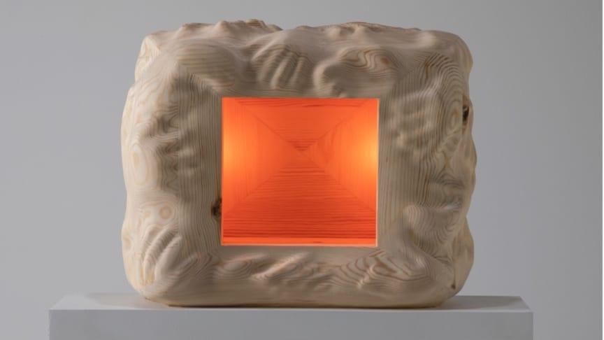 """Fireplace"", av Ingrid Segrig Björklund (Bild: Fredrik Sandin Carlsson)"