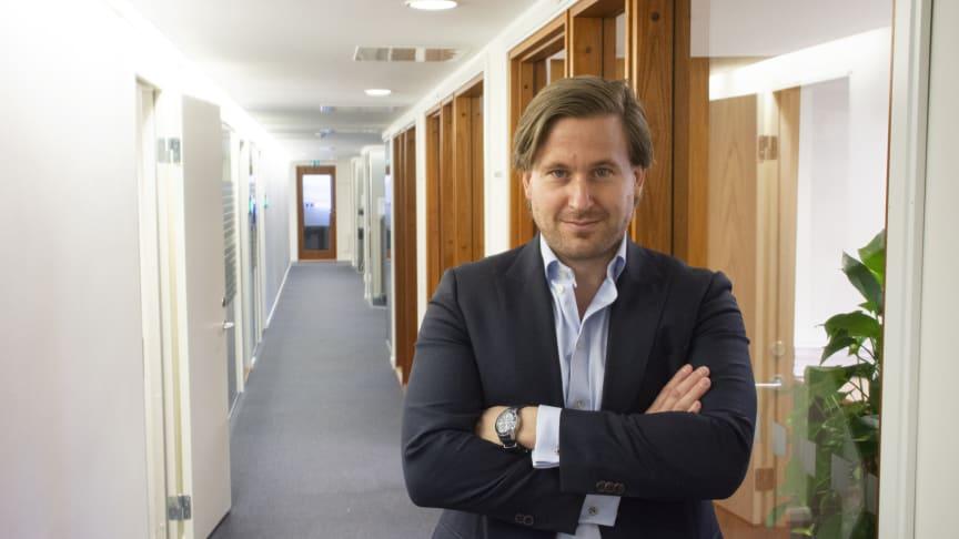 Maskinentreprenörernas förhandlingschef Claes Arenander