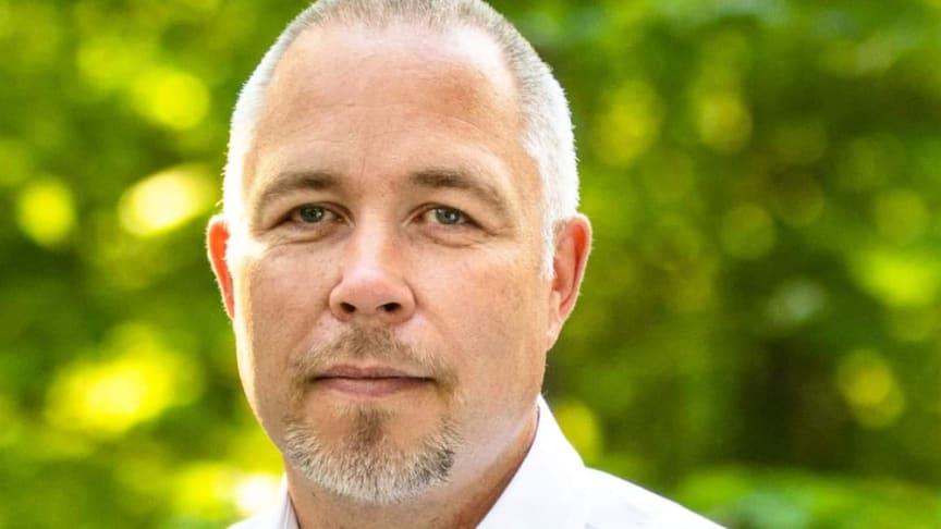 Magnus Storm (C) - ordförande i nya tillväxtnämnden.