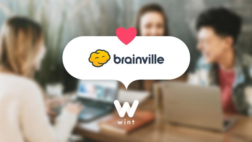 Techbolaget Wint ska förenkla företagande tillsammans med konsultmarknadsplatsen Brainville