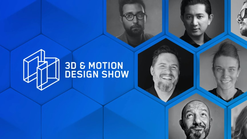 Featuring Updates from Maxon Master Trainers and Presentations from Leading Motion Graphic Artists